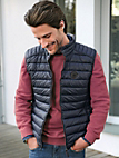 CALAMAR - Quilted gilet