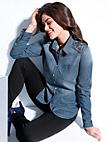 Emilia Lay - Denim blouse