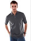 HAJO - Easy-care polo shirt with 1/2-length sleeves