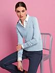 Lacoste - Long-sleeved V neck pullover