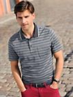 MAERZ - Polo shirt with 1/2-length sleeves