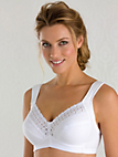 Miss Mary of Sweden - Cotton wireless bra