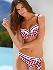 Opera - Underwired bikini with soft cups