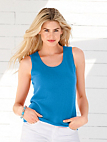 Peter Hahn Cashmere - Knitted top in 100% cashmere