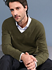Peter Hahn Cashmere - V neck jumper