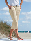 Peter Hahn - Cropped trousers