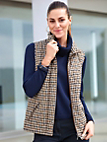 Peter Hahn - Quilted waistcoat