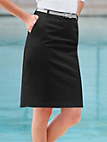 Peter Hahn - Straight-cut skirt