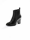 Scarpio - Exquisite cowskin nappa ankle boots