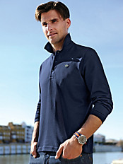 Lacoste - Polo shirt with 1/1-length sleeves