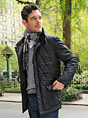 Lodenfrey-1842 - Windproof, waterproof quilted jacket