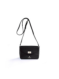 Aigner - Soft, fine-grained cowskin leather shoulder bag