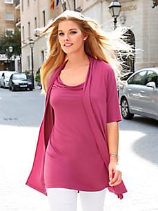 Anna Aura - Layered look top