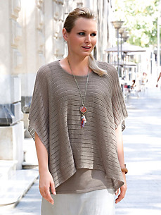 Anna Aura - Poncho and top
