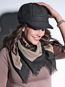 Anna Aura - Shawl in 100% wool