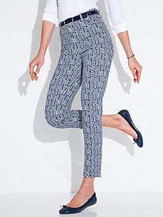 Atelier Gardeur - Ankle-length trousers – DENISE