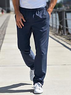Authentic Klein - Microfibre trousers