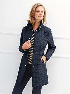 Basler - Long quilted jacket