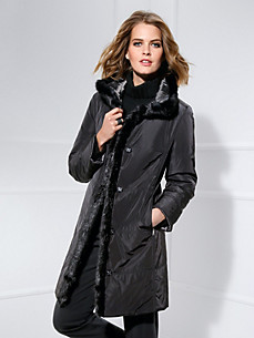 Basler - Reversible quilted coat