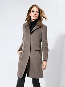 Basler - Short coat in 100% new milled wool