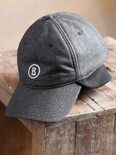 Bogner - Cap with a knit cuff