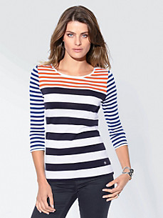 Bogner - Striped top