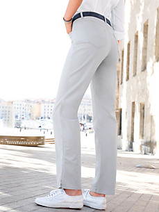 "Brax Feel Good - ""Feminine Fit"" trousers exclusive to PETER HAHN"