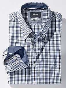Brax Feel Good - Shirt with a button-down collar