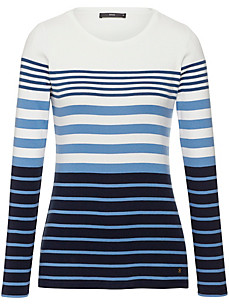 Brax Feel Good - Striped top