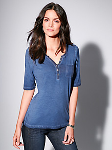 Brax Feel Good - Top with elbow-length sleeves