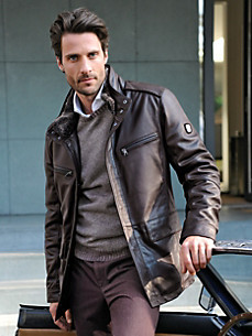 Bugatti - Leather jacket