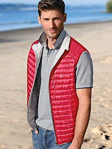 Bugatti - Quilted gilet