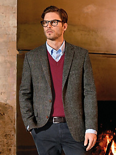 Carl Gross - Sports jacket in 100% new milled wool