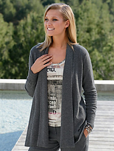 cashmere - Cardigan in 100% cashmere