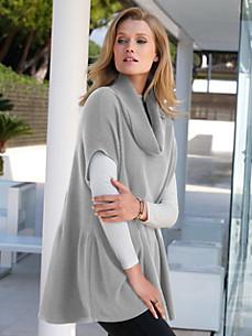 cashmere - Roll-neck jumper in 100% cashmere