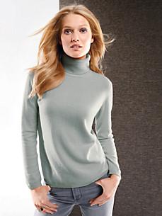 cashmere - Roll-neck jumper