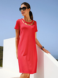 Charmor - Leisure dress with 1/4-length sleeves