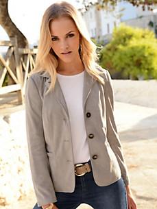 CHRIST Leather - Leather blazer