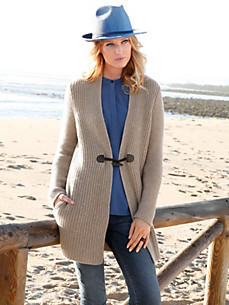 Daddy´s Daughters - Long cardigan aus 100% cashmere