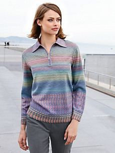 Dingelstädter - Polo collar jumper