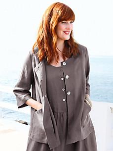 Emilia Lay - Jacket in 100% linen
