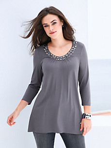 Emilia Lay - Top with 3/4-length sleeves