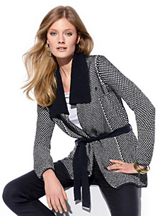 Escada Sport - Cardigan with a knit belt