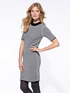 Escada Sport - Knitted dress with 1/2-length sleeves