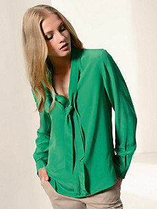 Fadenmeister Berlin - Blouse in 100% silk
