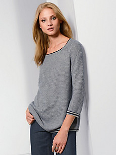 Fadenmeister Berlin - Jumper with 3/4-length sleeves