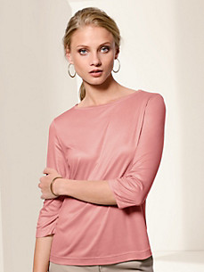 Fadenmeister Berlin - Top with 3/4-length sleeves