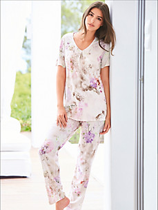 Féraud - Pyjamas with 1/2-length sleeves