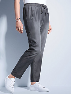 FRAPP - Ankle-length trousers