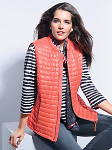 FRAPP - Quilted waistcoat